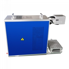 激光光纤打标机20W 30W 50W 激光打标机