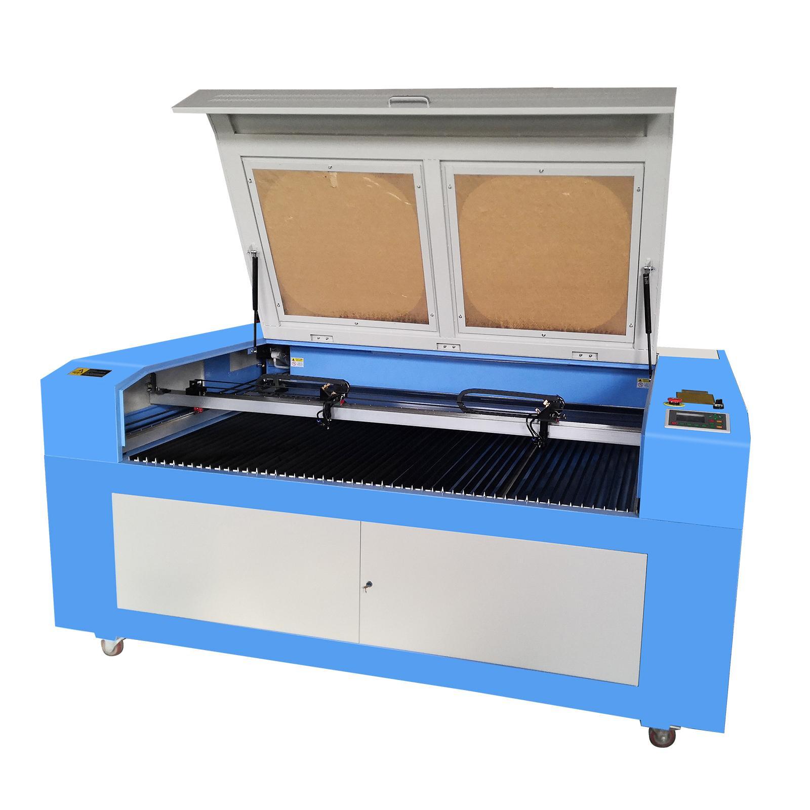 1610激光雕刻機亞克力切割布料激光切割機 3