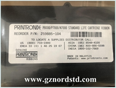 259885-104 New Original Printronix Ribbon Cartridges for P8000 P7000 series (Hot Product - 1*)