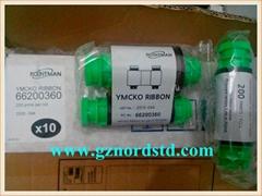 POINTMAN YMCKO RIBBON 66200360 for T9200 Printer