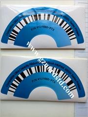Compatible 41U1680 Blue barcode for IBM/Ricoh infoprint 6500V
