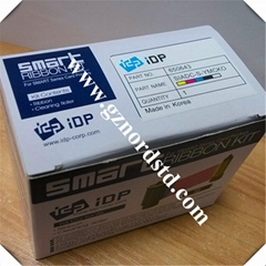 IDP Smart YMCKO Color Ribbon 650643 for Smart S30/50 Printers