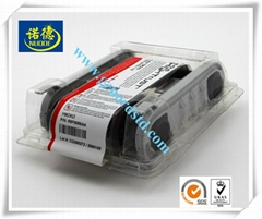 Evolis R5F008SAA YMCKO full Color Ribbon for Primacy id /pvc card printer ribbon