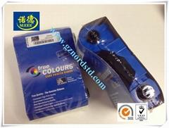 Zebra P110i & P120i Card Printers 800015-940 Color Ribbon - YMCKO -200 Prints