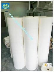 Uninked Fabric Ribbon For Dot Matrix Printer HD Nylon