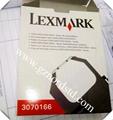 Genuine Black Lexmark 3070166 Ink Ribbon