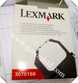 Genuine Black Lexmark 3070166 Ink Ribbon for Lexmark 2300/2400/2500/2380/2580