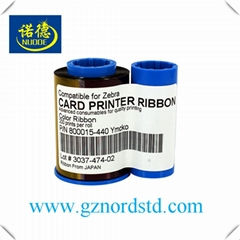 Compatible ZEBRA P330i 800015-440CN YMCKO color Ribbon 200 Images