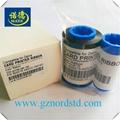 Compatible ZEBRA P330i 800015-440CN YMCKO color Ribbon 200 Images