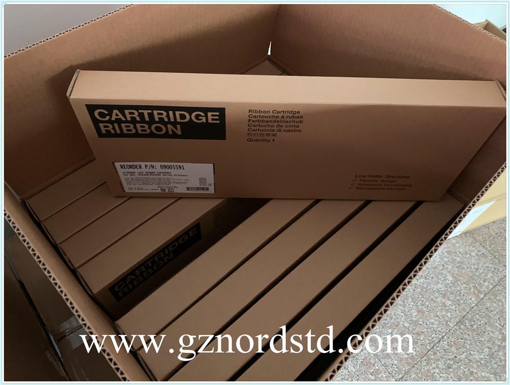 OKI 09005591 Compatible Standard Life Cartridge Ribbon For OKI MX8150 Printer 12