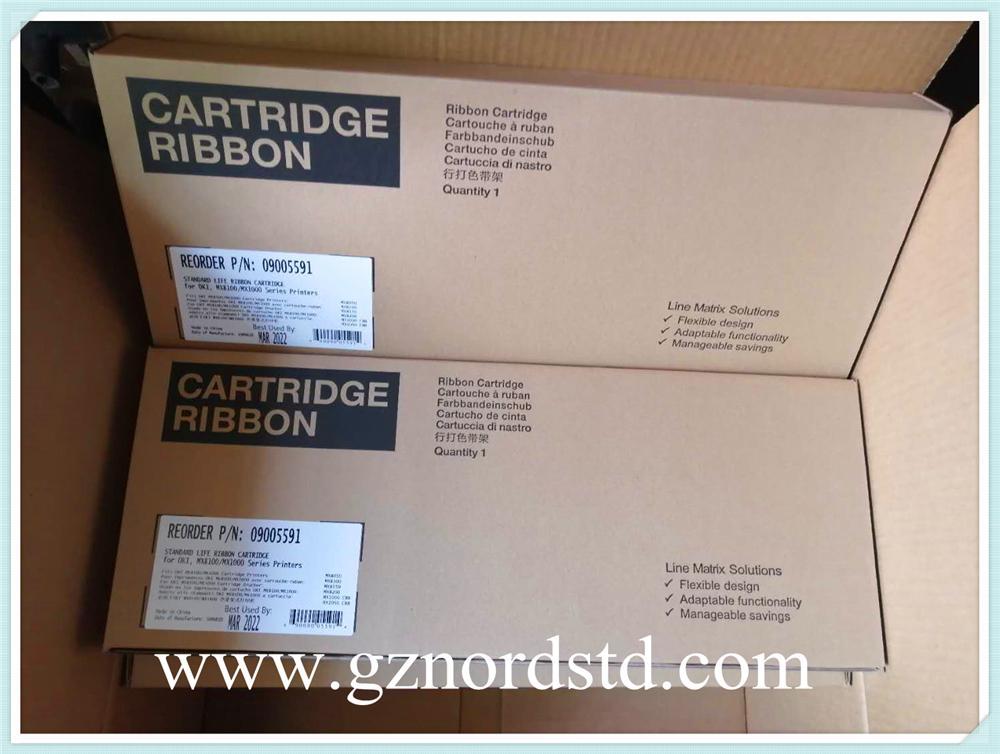 OKI 09005591 Compatible Standard Life Cartridge Ribbon For OKI MX8150 Printer 11