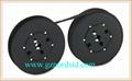 TallyGenicom 2246601-0003 Ribbon Spool for 810 815 817 820 880 Ribbon Cartridge