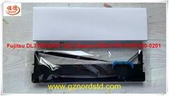 Compatible Fujitsu KA02100-0201 Black Ribbon Cartridge for DL3100 3200 TD 80D-8