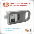 Ink Cartridges for Canon PFI-707 PFI-307 Used for Canon iPF830/iPF840/iPF850