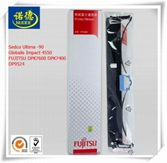 DPK7600 Ribbon For  Globalis Impact 4550 / Fujitsu DL 7600 / Sedco Ultima -90