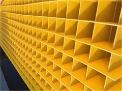 阶梯格栅 玻璃钢格栅 排水沟格栅切割简单