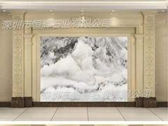 欧式大理石背景墙