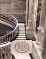 豪华别墅大理石阶梯
