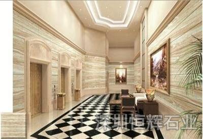 深圳大理石材-木纹玉大理石 2
