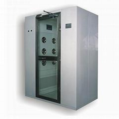 High Filtration Air Shower Clean Room / Air Shower Unit Power Saving