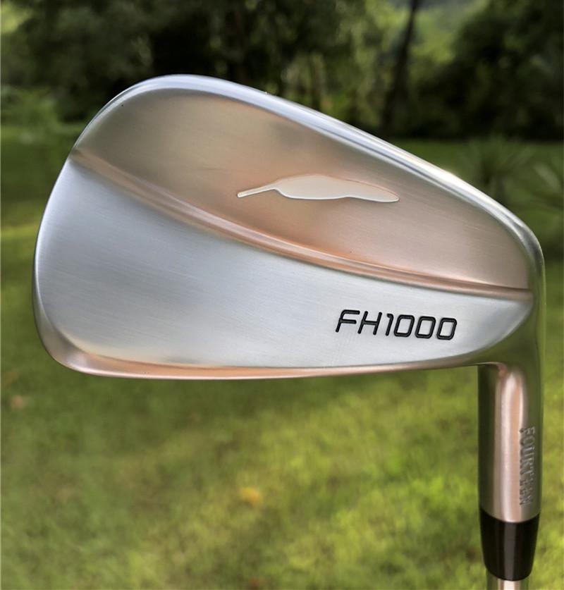 Original Fourteen FH1000 forged carbon soft steel golf irons 1