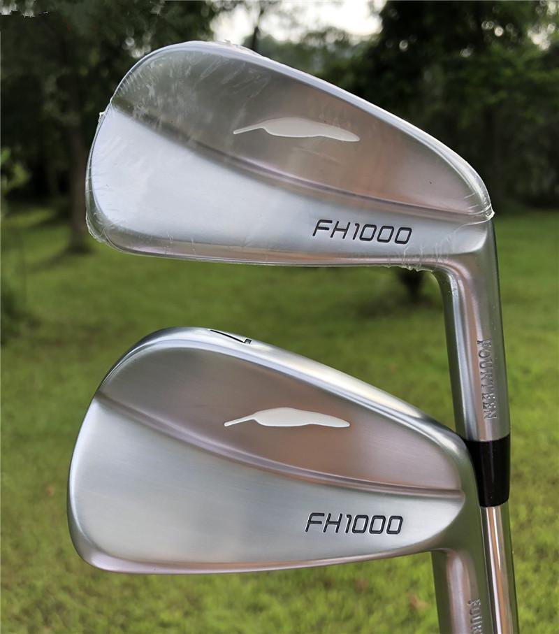 Original Fourteen FH1000 forged carbon soft steel golf irons 4