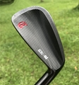 Crazy SBi-02 forged golf irons in Black color  2