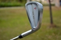 George Spirits forged golf irons #4-P