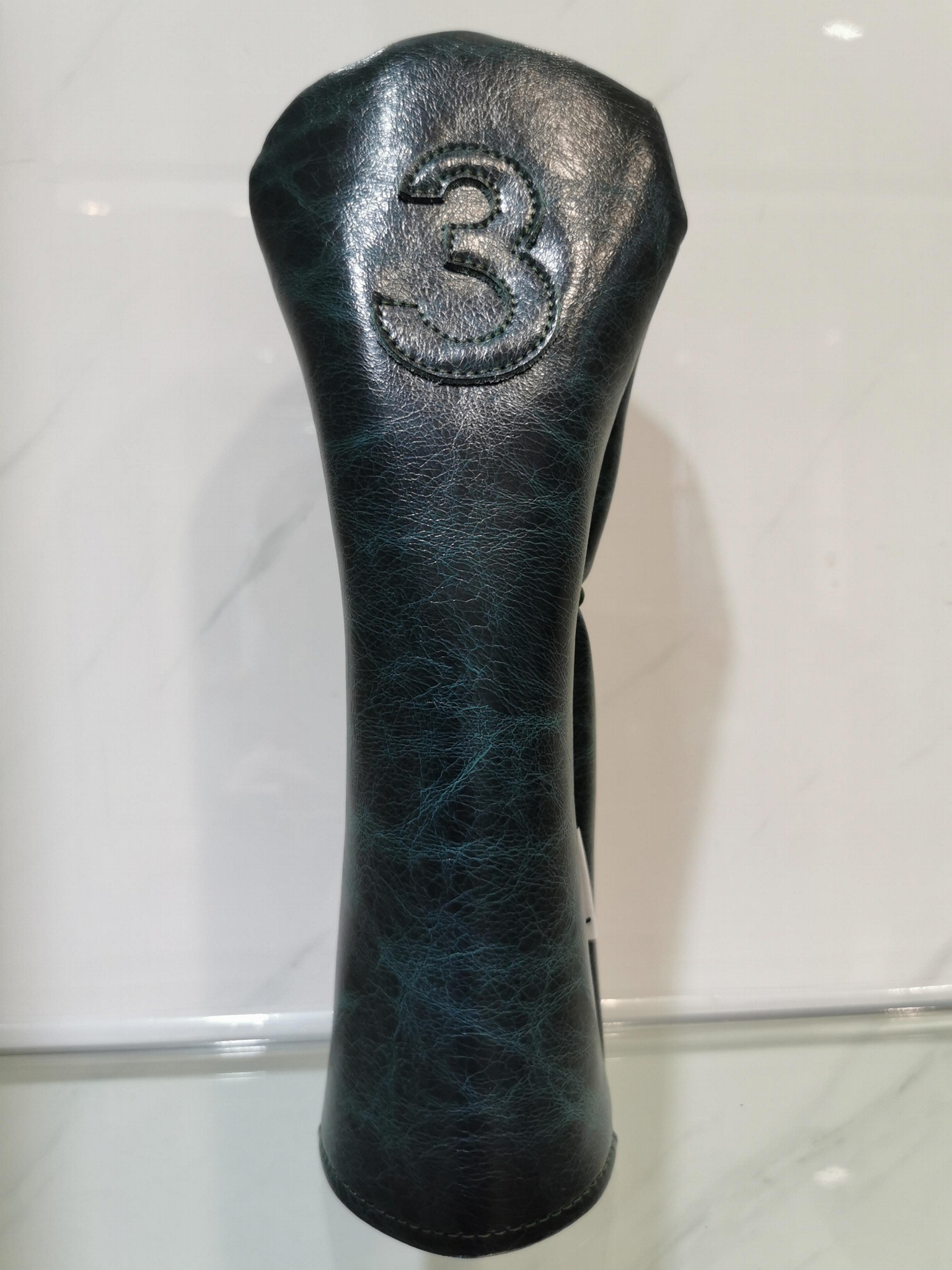 genuine leather golf fairway wood headcovers with wholesale price 1
