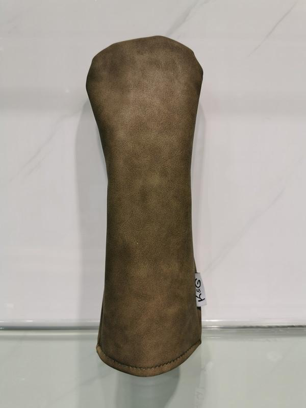leather golf hybrid headcover with sale price 1