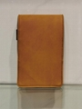 genuine leather golf yardage book