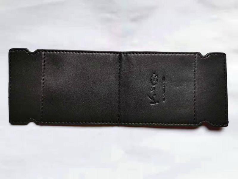 genuine leather golf cash cover golf wallet 2