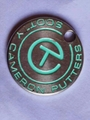Original quality golf ball markers with different models