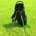 Original quality Miura stand golf bag white and black color in choice