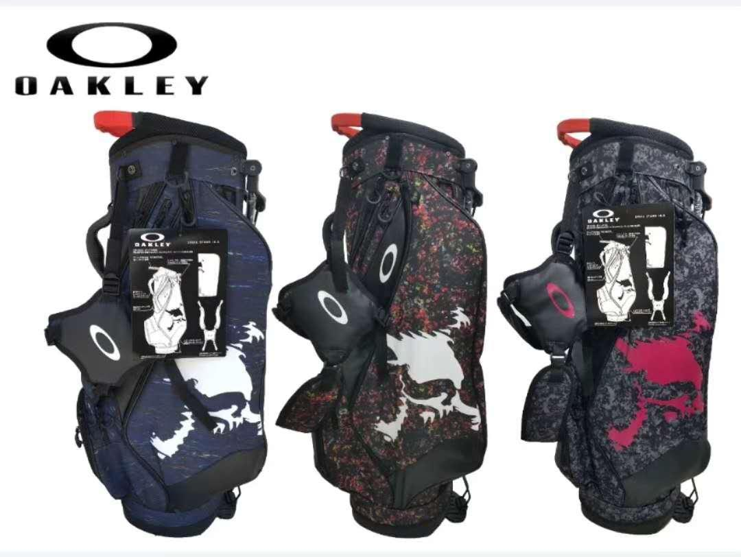 Original Oakley golf bags 3 different colors in choice