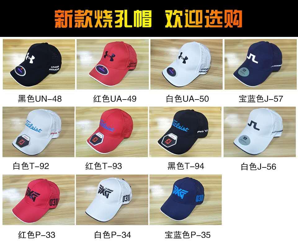 Original quality              golf hats golf caps 1