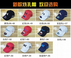 Original quality UNDER ARMOUR golf hats golf caps