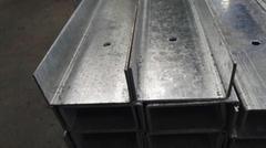 U section steel  U purlin U  channel steel