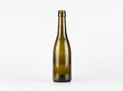 Burgundy Wine Glass Bottle Suppliers 2147