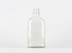 Flint Cork Sealing Liquor Glass Bottle 7014