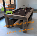 Factory Warranty Top Quality 9FT Biliard Pool Table
