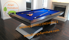 Factory Direct 2019 high quality pool billiard 8FT/9FT billiard table wholesale