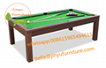billiard dining table with free accessories