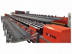 REBAR SAWING & THREADING MACHINE