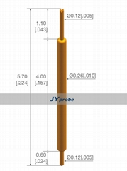 Y2657 Double-ended Probe