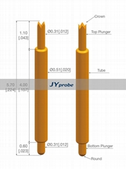 Y5157 Double-ended Probe