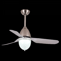 "Remote control type 42"" ABS DC motor ceiling fan with Led"