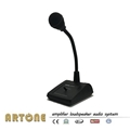 PA Desktop PTT Microphone MIC-66