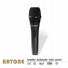 Handheld Wired Microphone MIC-53 for Speaking and Singing
