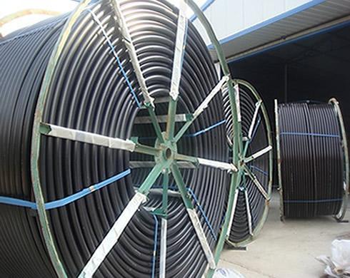 河南新鄉專業生產多口徑HDPE硅芯管廠家直銷 1